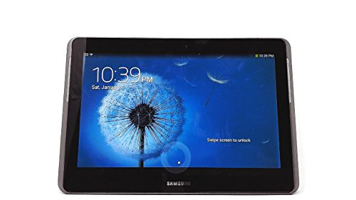 Samsung Galaxy 10 1 Titanium Silver