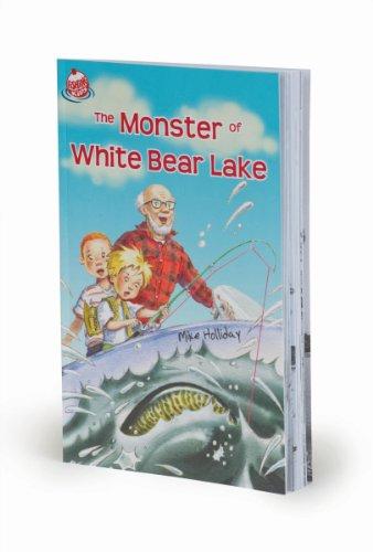 Great White Bear - The Monster of White Bear Lake (FishingKids)