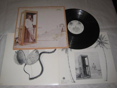 Price comparison product image Jimmy Buffett - Coconut Telegraph - Vinyl LP