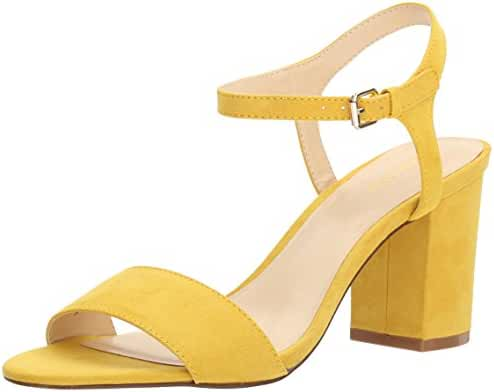 Nine West Women's Gallmeyer Suede Dress Sandal