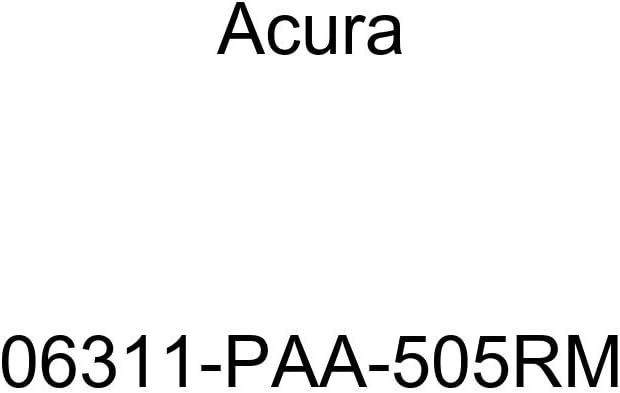 Acura 06311-PAA-505RM Alternator