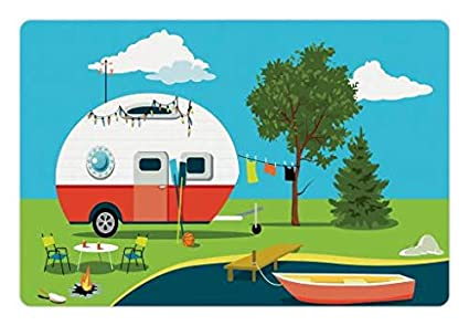 Halford's Happy Campers