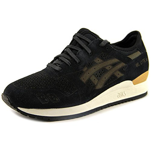 ASICS MENS GEL-LYTE III LC SNEAKER Negro - Calzado / Sneakers 11.5