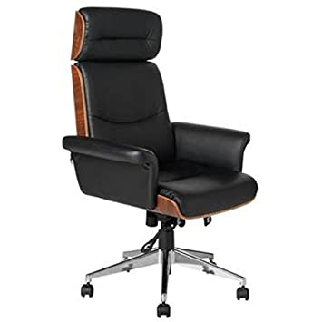 Heart of House Stamford Extra Large Wood Panel Office Chair ...