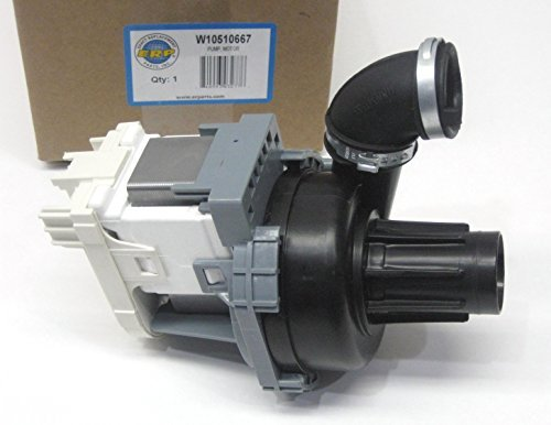 Seneca River Trading Dishwasher Water Pump for Whirlpool, Sears, AP6022492, PS11755825, WPW10510667