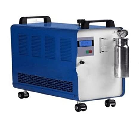 MXBAOHENG 305tf 220 V/110 V Oxygen-Hydrogen Generador Agua Soldador Llama Pulido máquina 300L/Llama Pulido Equipo/Llama Pulido Herramienta: Amazon.es: Hogar