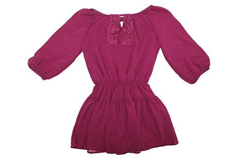 ella-moss-girls-3-4-length-sleeve-chiffon-peasant-style-dress-8-plum