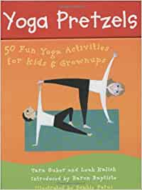 Yoga Pretzels Yoga Cards by Tara Guber Leah Kalish 2005-10 ...
