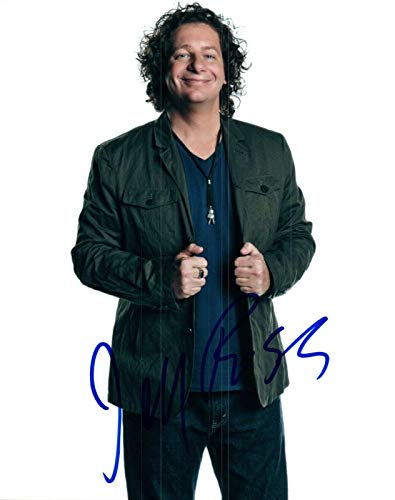 Jeff Ross Signed Autograph 8x10 Photo THE ROAST MASTER Comedian COA