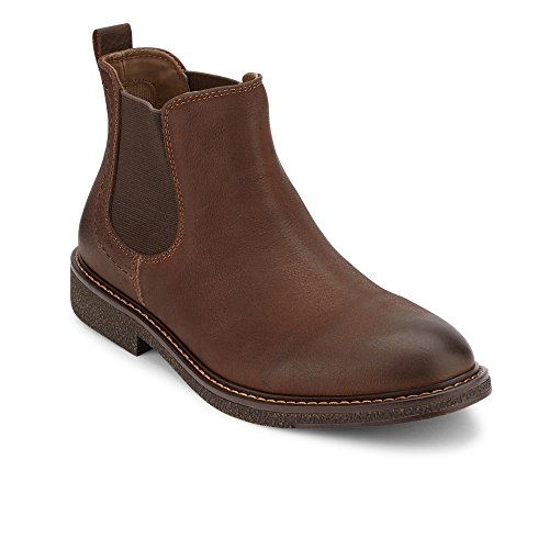 Pictures of Dockers Men's Stanwell Chelsea Boot Chocolate 1