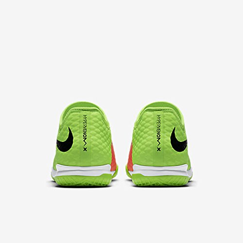 Electric bright Black Finale Hypervenomx Football Chaussures II Vert Green Homme IC Mango de NIKE hyper Orange Azqf1