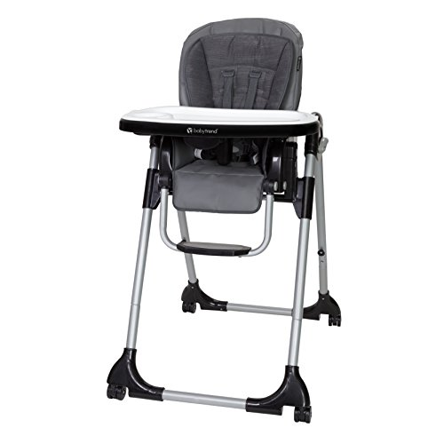 Baby Trend A La Mode Snap Tech 3 in 1 High Chair,Quinn Compact High Chair