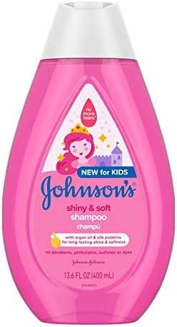 Johnsons Baby Tear Free Shampoo Sulfate Free product image