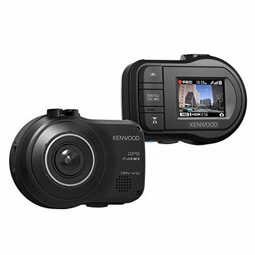 (Kenwood DRV-410 Dashboard Camera)