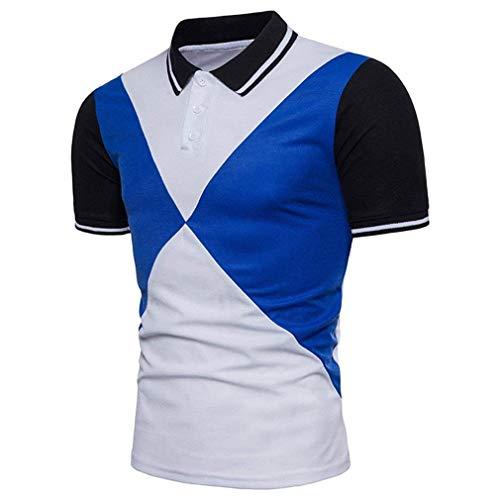 Battercake Polo Camisa De Verano Solapa Hombre De para Camisa Polo ...