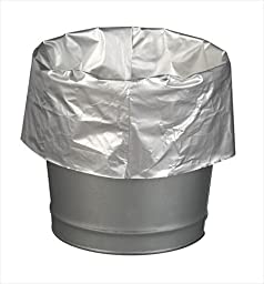 Justrite 26802 Full Size Smoking Receptacle Replacement Pail