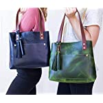Deluxe-Leather-Tote-Bag-for-Women-Leather-Handbag-Leather-Purse-Monogram-Tote-Made-in-the-USA