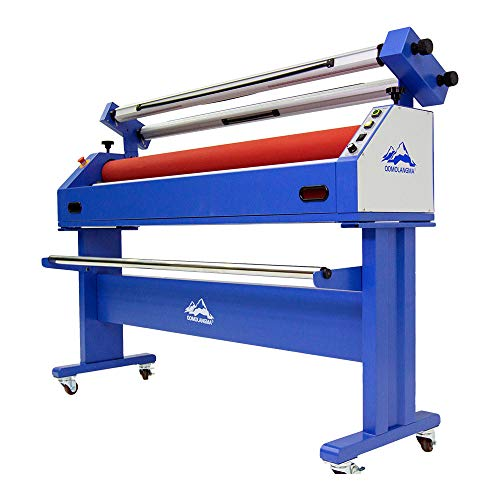 Wide Format Laminating Machine 63in Large Format Cold Laminator and Mounting Machine- US Stock