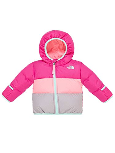 The North Face Moondoggy Jacket Infants (3M-6M, Luminous Pink) by The North Face