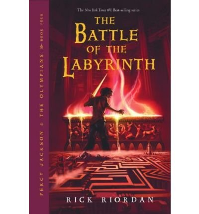 Price comparison product image Battle of the Labyrinth (08) by Riordan,  Rick [Hardcover (2008)]