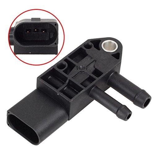 AUTEX 1PC Manifold Air Pressure Sensor MAP 076906051A compatible with Volkswagen Golf 2010 2011 2012 2013 2.0L Diesel & Jetta 2009 Diesel ()