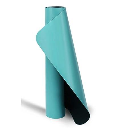 WZHIJUN Estera de Yoga Caucho Natural Alta Densidad 5mm ...