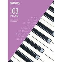 Trinity College London Piano Exam Pieces & Exercises 2018-2020. Grade 3 (Piano 2018-2020)