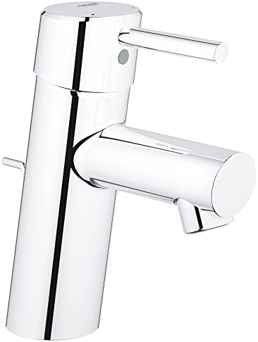 Grohe 34270001 Concetto Single-Handle Bathroom Faucet – 1.5 GPM,Starlight Chrome