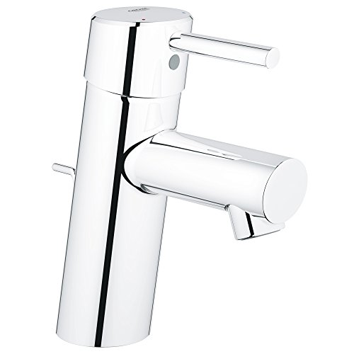 Grohe Single Handle Faucets - Grohe 34270001 Concetto Single-Handle Bathroom Faucet - 1.5 GPM