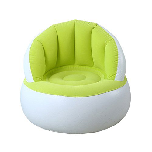 Jinshou Inflatable Chair Air Sofa Lounger Home Seat For Adult and Children by Jinshou