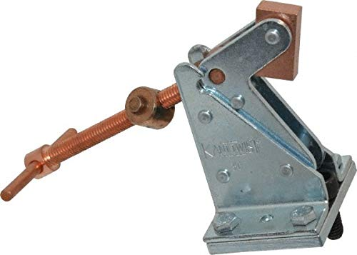 1,500 Lb Holding Capacity, 3-3/16'' Max Opening Capacity, Manual Hold Down Clamp pack of 3