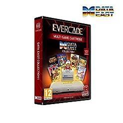 Evercade Dataeast Cartridge 1 (Electronic Games)