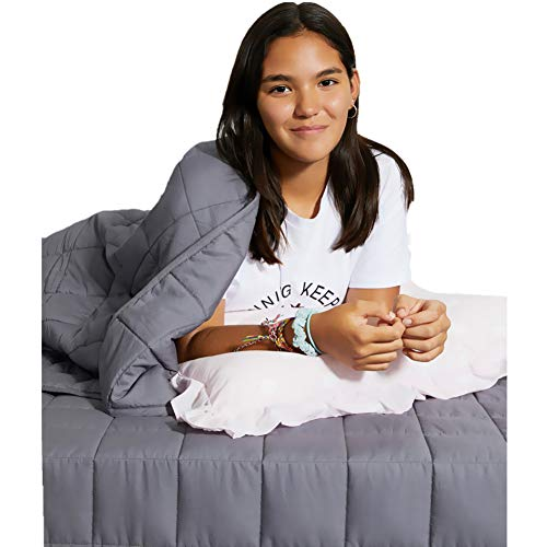 Cheap Kids & Adult Cotton Weighted Blanket | 4