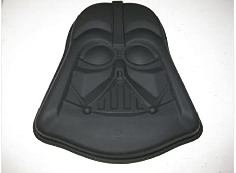 Amazon.com: New Star Wars Darth Vader Casco Cake Pan Mold ...
