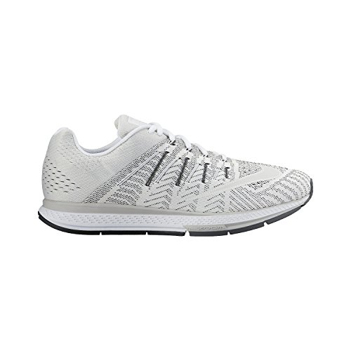 White Air Elite Zoom Uomo Scarpe Nike da 8 Black Platinum Ginnastica Pure Dark Grey SHFdZdwq8
