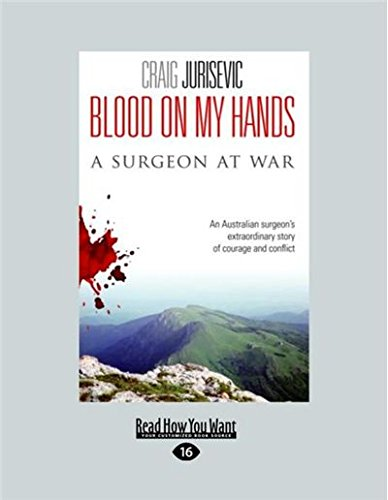Download Blood On My Hands: A Surgeon At War pdf