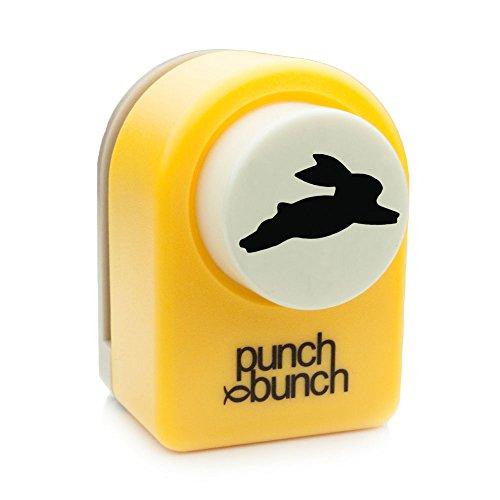 Punch Bunch Medium Punch, Rabbit Hop