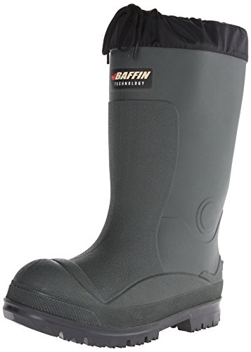 Baffin Mens Titan Wellington Boots 235510 Green 10 UK, 44.5 EU, 11 US,...