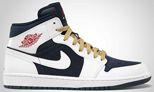 air jordan 1 phat mid - 2