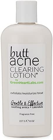 Butt Acne Clearing Lotion   8 OZ (8 OZ)
