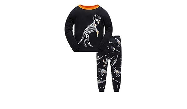 Conjunto de pijamas para niños Conjunto de ropa para niños Niños Algodón Pijama para niños Pijamas 2-7 años: Amazon.es: Ropa y accesorios
