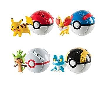 Pop Bizak Pokémon Ball RockruffAmazon Ultra esJuguetes Y Juegos xdCBoe