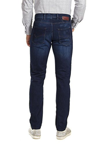 Blue Jeans Uomo Oz Carrera Stretch 12 Midnight Denim Jogg n8wqwYpdxF