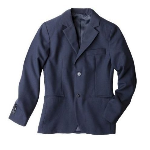 Cherokee Boys Jacket - Cherokee Boys Blazer Size: 4 color Navy blue