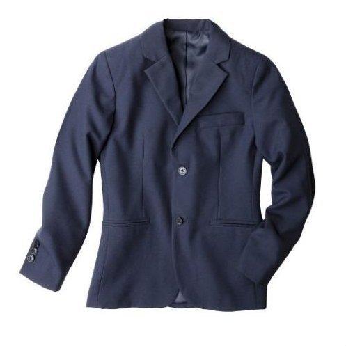 Cherokee Boys Blazer Size: 4 color Navy blue ()