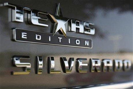 Amazon Com Chevy Silverado And Gmc Sierra Texas Edition Emblem