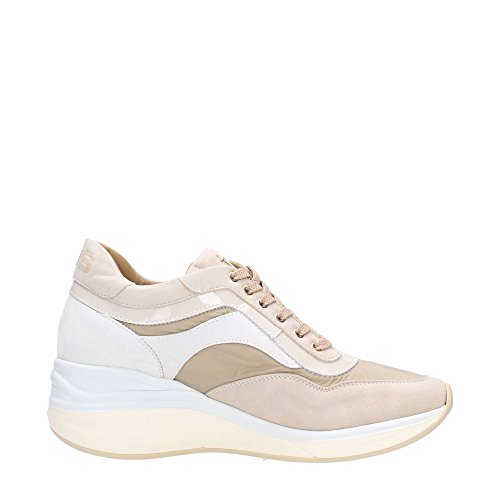 Cesare Paciotti Pped1tca Sneakers Frau Sand Y1UpMLlk