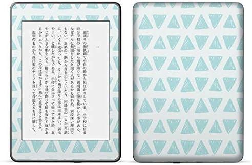 igsticker kindle paperwhite 第4世代 専用スキンシール キンドル ペーパーホワイト タブレット 電子書籍 裏表2枚セット カバー 保護 フィルム ステッカー 050286
