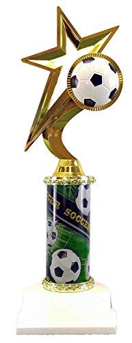 Soccer Column Trophys Trophies - 8