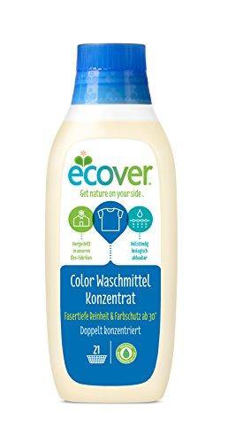 Ecover Flüssigwaschmittel Konzentrat, 750 ml